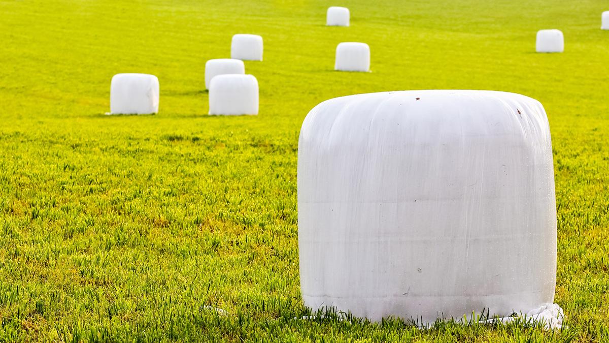 Usuwanie folii rolniczych i innych odpadów